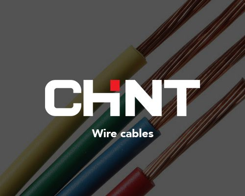 Portada chint wires cable